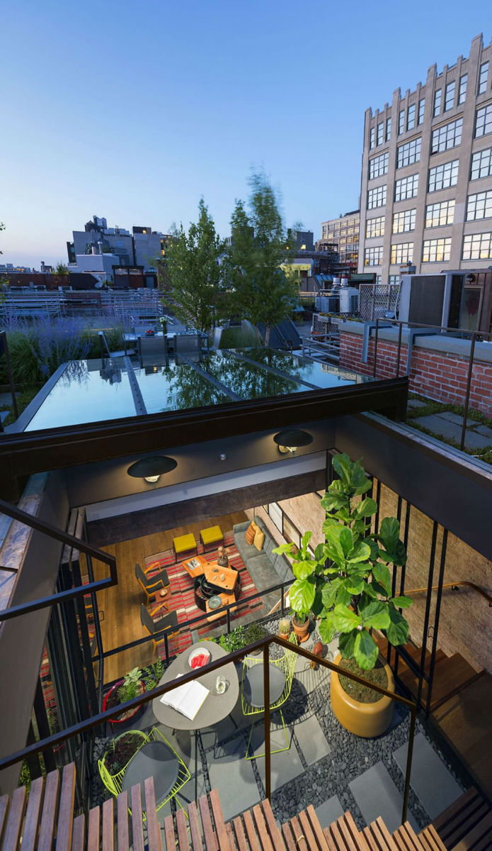 1884 Former Caviar Warehouse Loft in Tribeca 10