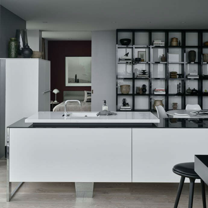 Contemporary Kitchens With Close Attention To Detail 11