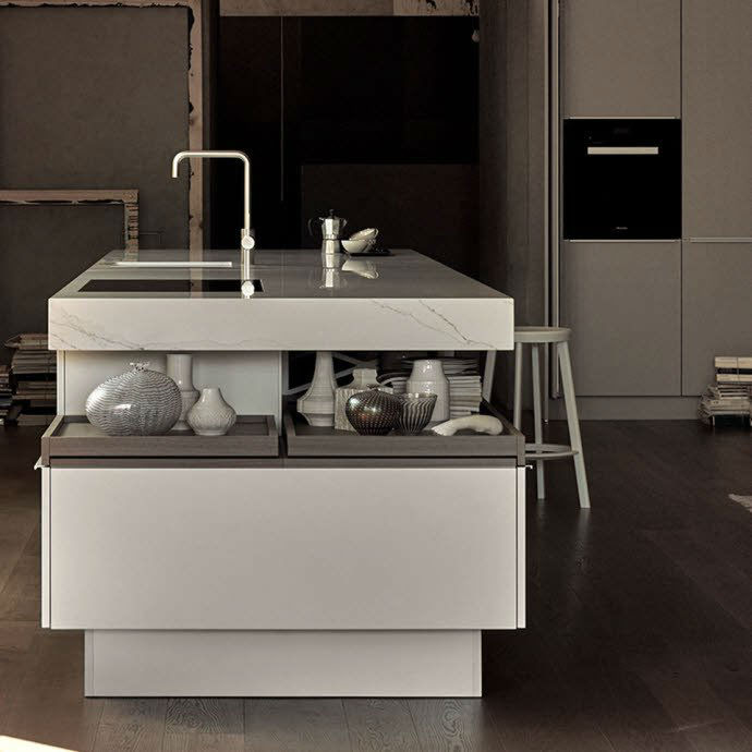 Contemporary Kitchens With Close Attention To Detail 4