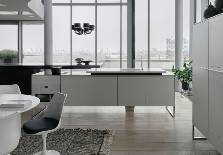 Contemporary Kitchens With Close Attention To Detail 8