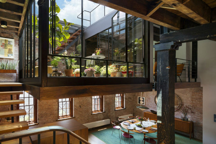 1884 Former Caviar Warehouse Loft in Tribeca 3