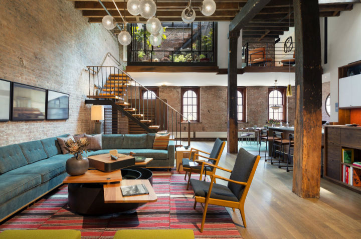 1884 Former Caviar Warehouse Loft in Tribeca