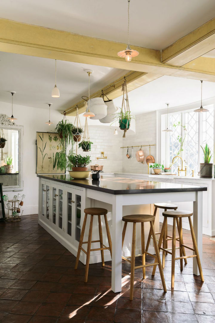 Classic English Kitchen Designs Decoholic