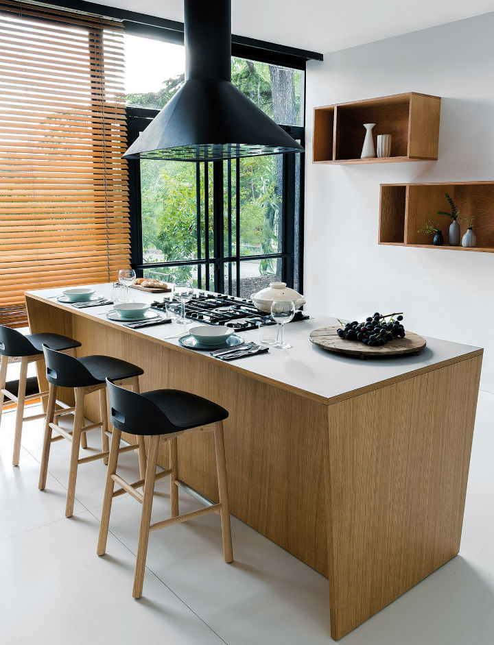 Stylish Italian Kitchen Designs 15