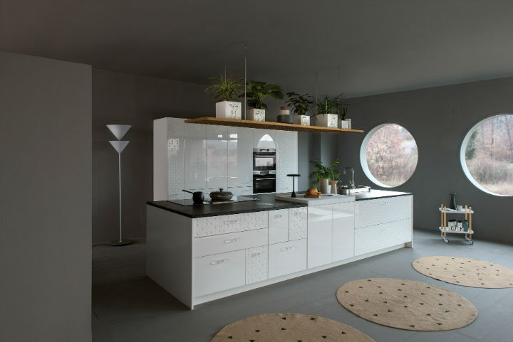 Stylish Italian Kitchen Designs 16