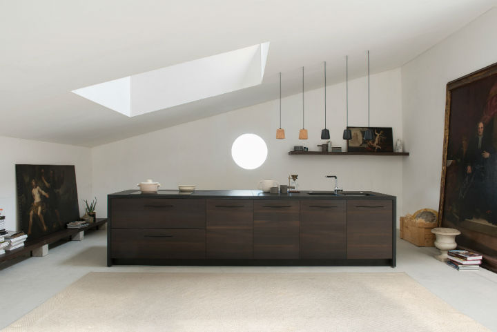 Stylish Italian Kitchen Designs 26