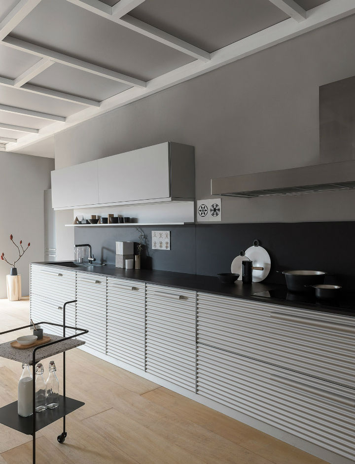 Stylish Italian Kitchen Designs 7
