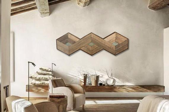 Wall Decor Idea: Wood Wall Art 5