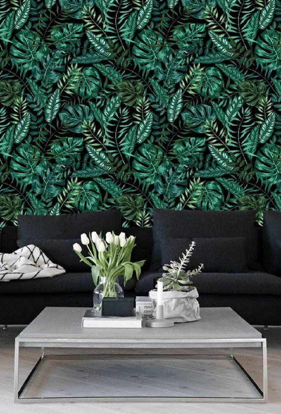 Give a Beautiful Look To Your Walls With Botanical ...