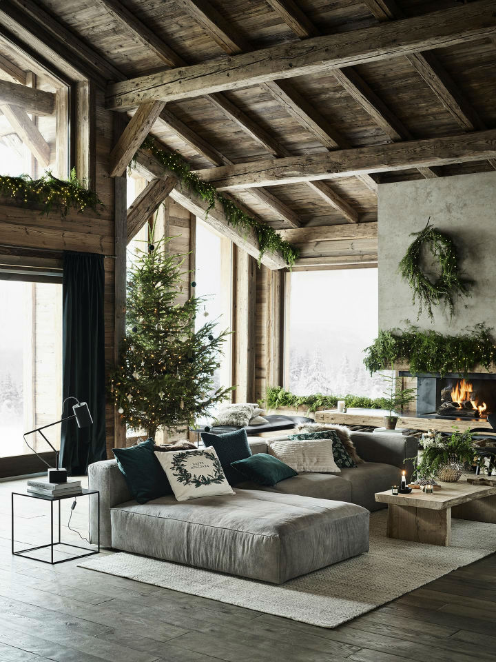 Home Design Ideas For 2019: H&M Home Christmas 2018 Collection