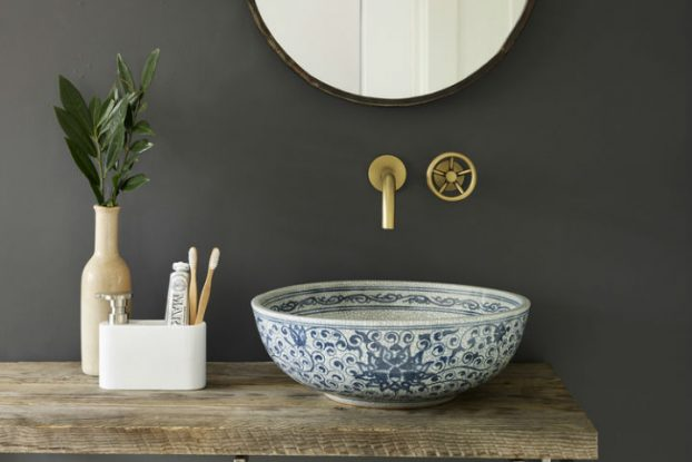 Handmade Porcelain Basins