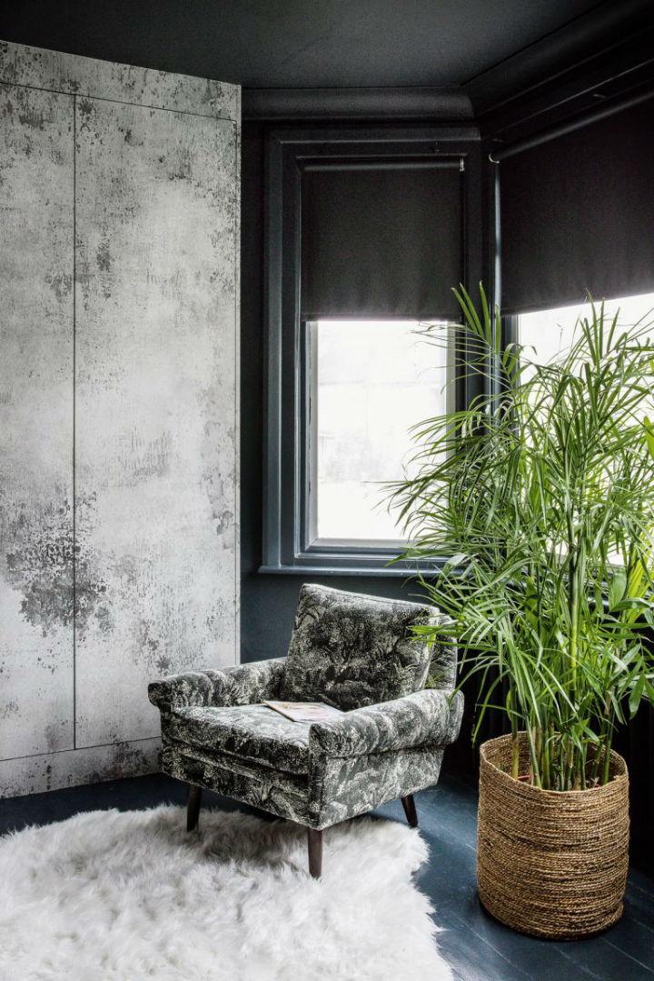 dramatic home style interior design 13