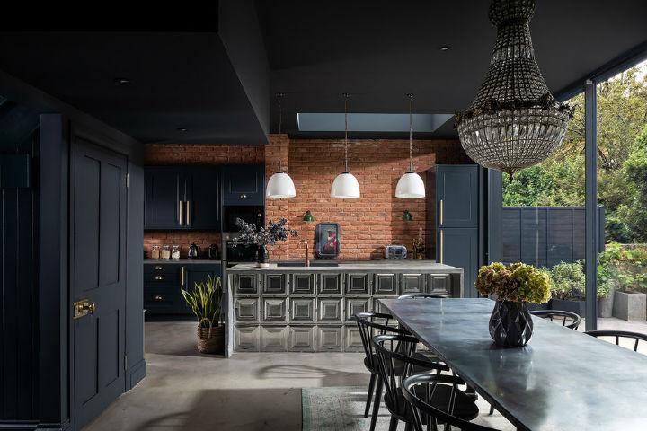 dramatic home style interior design