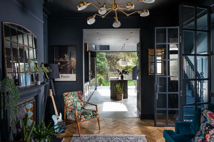 dramatic home style interior design 2