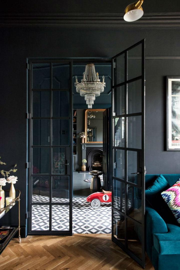 dramatic home style interior design 3