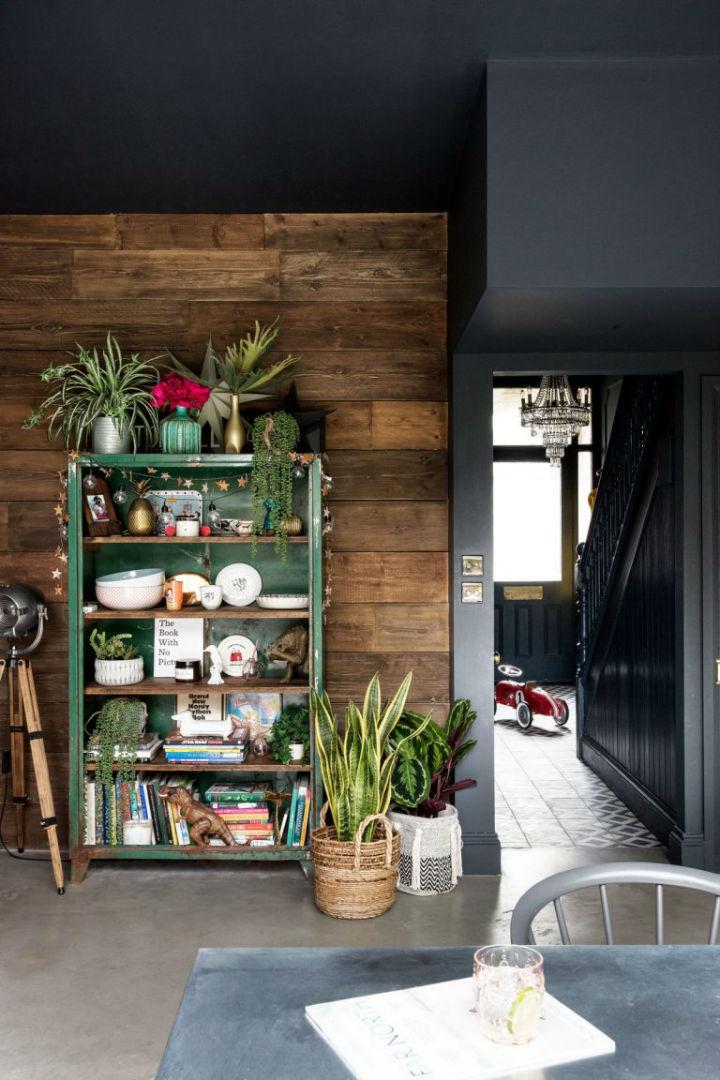 dramatic home style interior design 4