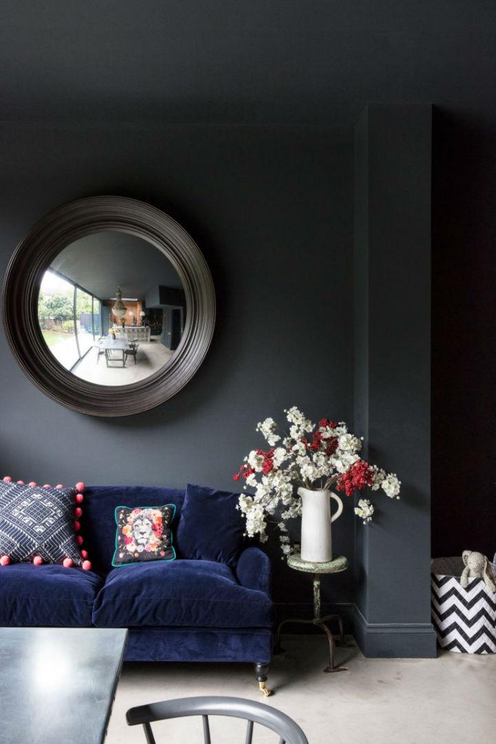 dramatic home style interior design 6