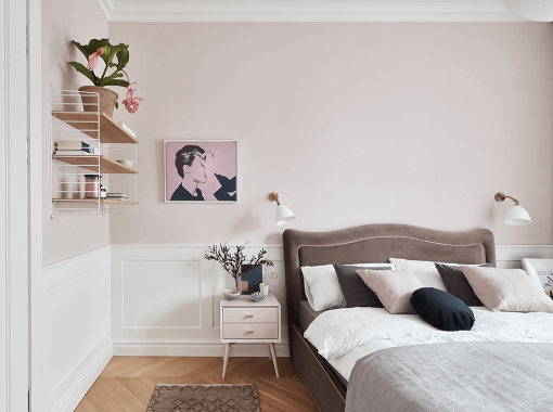 Relaxing Pastel-Hued Interior 11