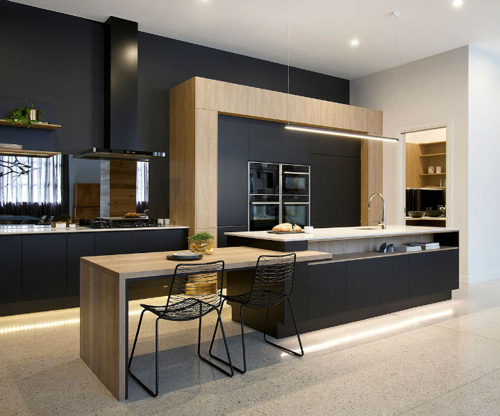 Industrial Meets Deco In This Kitchen Design 3