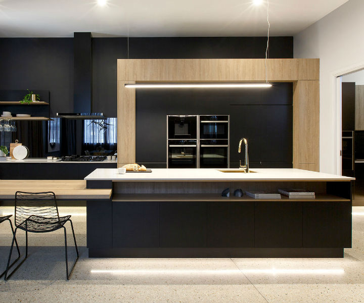 Industrial Meets Deco In This Kitchen Design 4