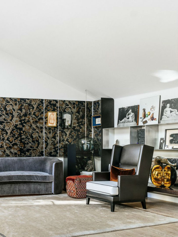 Parisian Apartment With Character 15