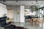 industrial loft interior design