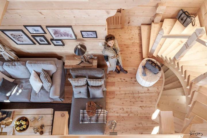 Luxury Ski Chalet Villa Gorky 11