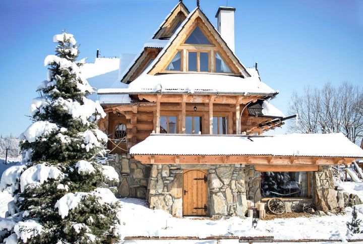 Luxury Ski Chalet Villa Gorky 12