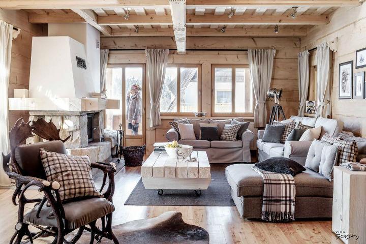 Luxury Ski Chalet Villa Gorky  2