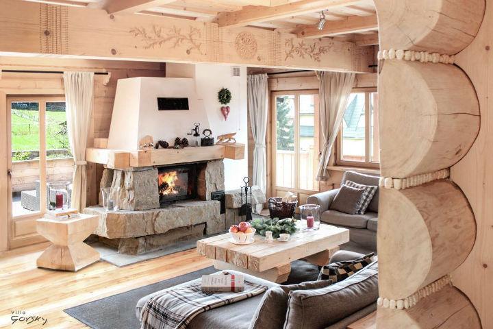 Luxury Ski Chalet Villa Gorky  3
