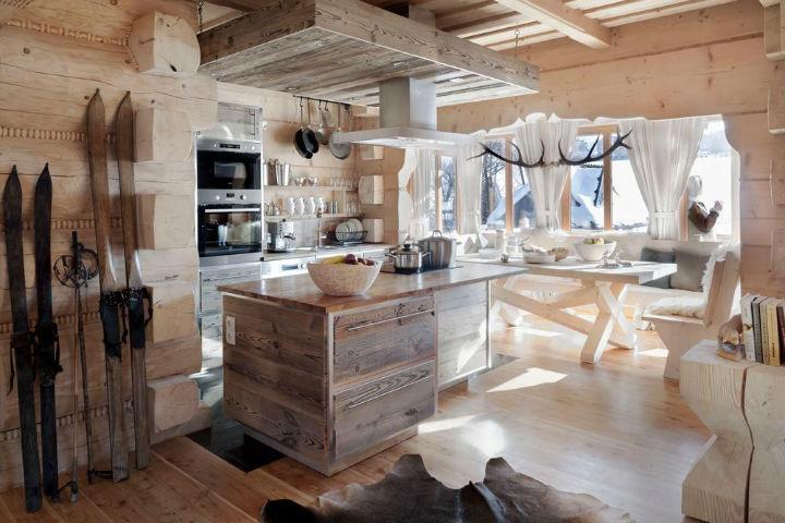 Luxury Ski Chalet Villa Gorky  4