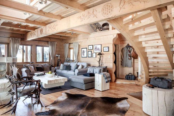Luxury Ski Chalet Villa Gorky