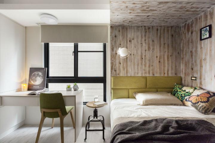 contemporary family apartment interior design 16