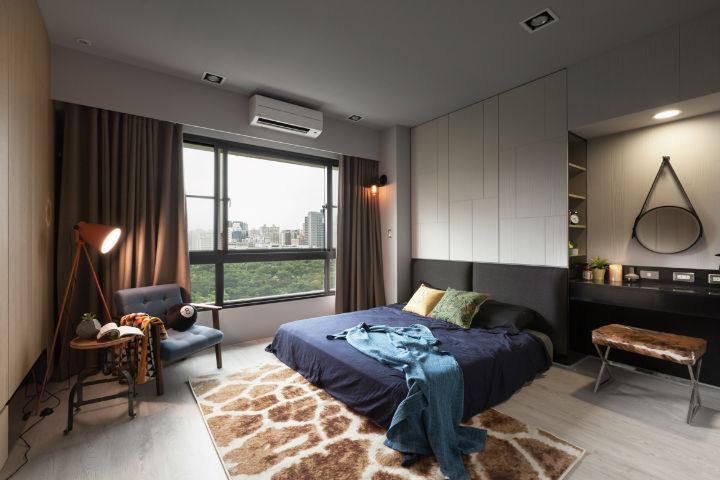 contemporary family apartment interior design 17