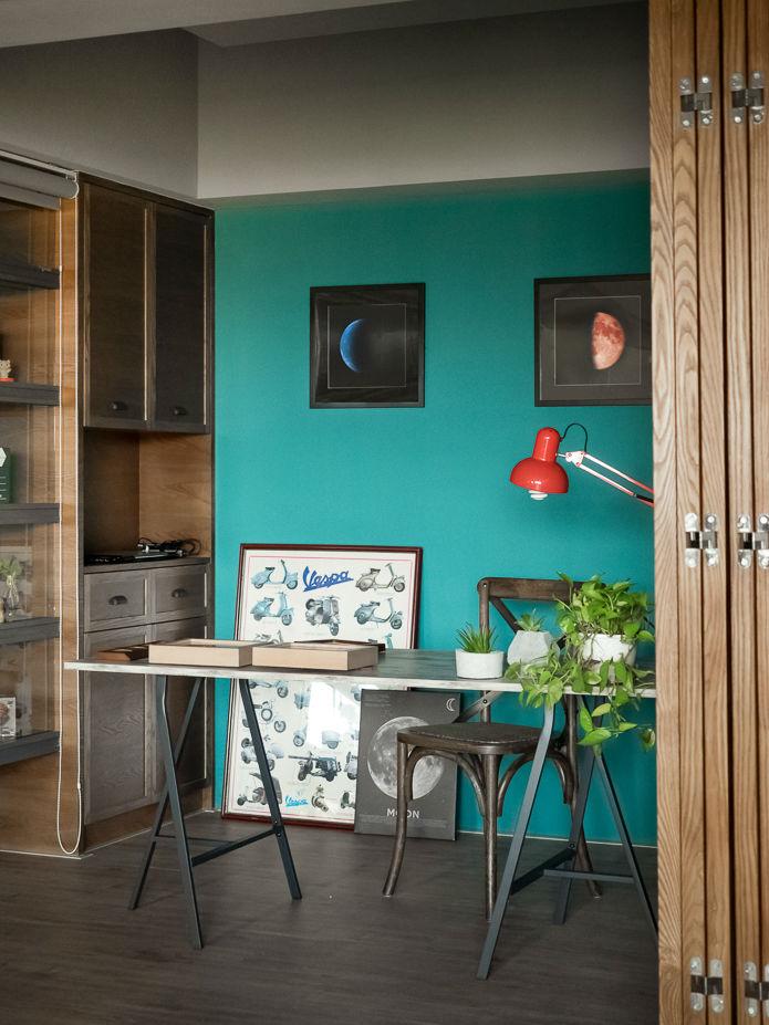 contemporary family apartment interior design 3