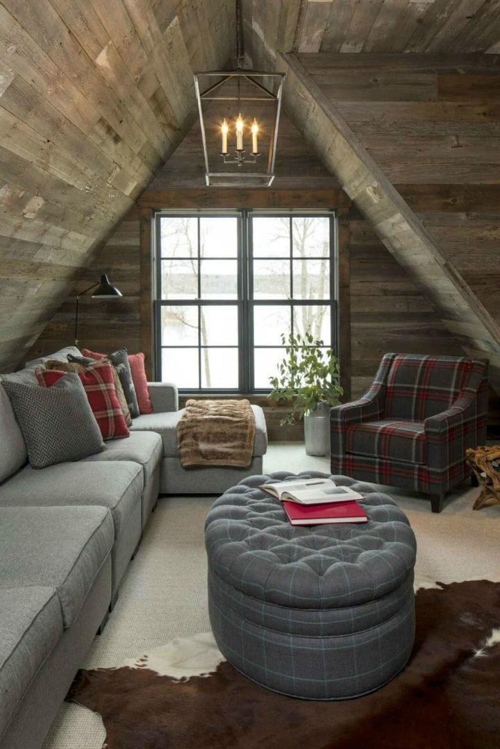 cozy cabin with stone and wood 11