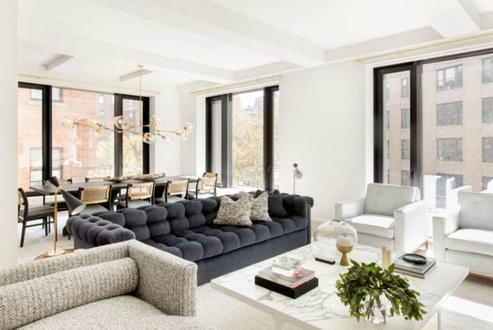 Luxe Urbane Interiors 9