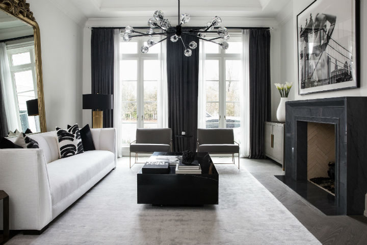 Modern Sophisticated Interiors 5