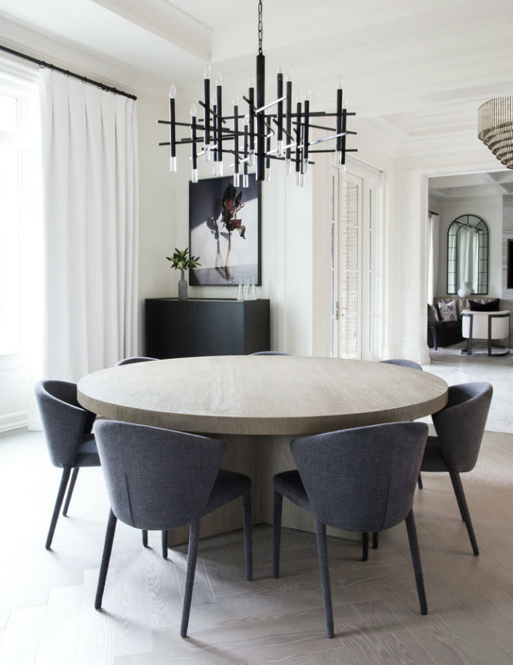 Modern Sophisticated Interiors 8