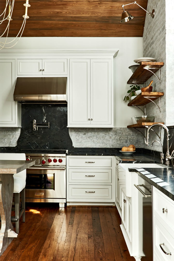 Timeless and Singular Kitchen Design 10