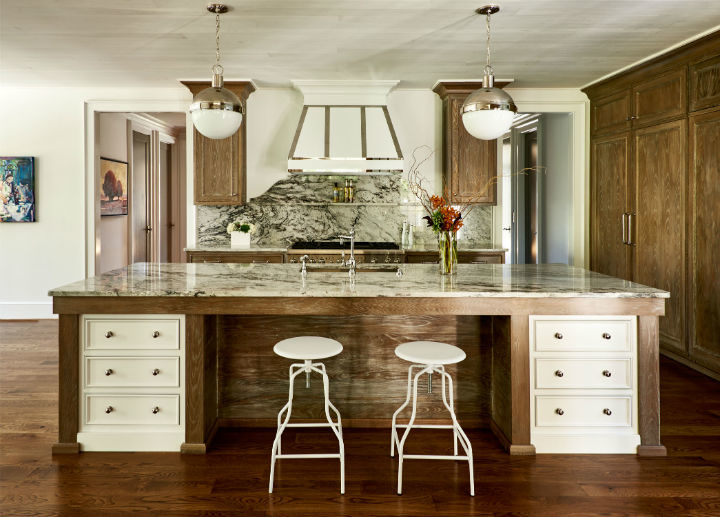 Timeless and Singular Kitchen Design 13