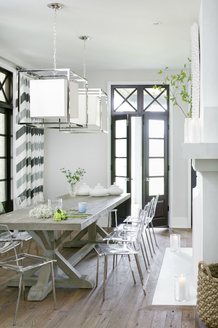 Timeless and Singular Kitchen Design 14