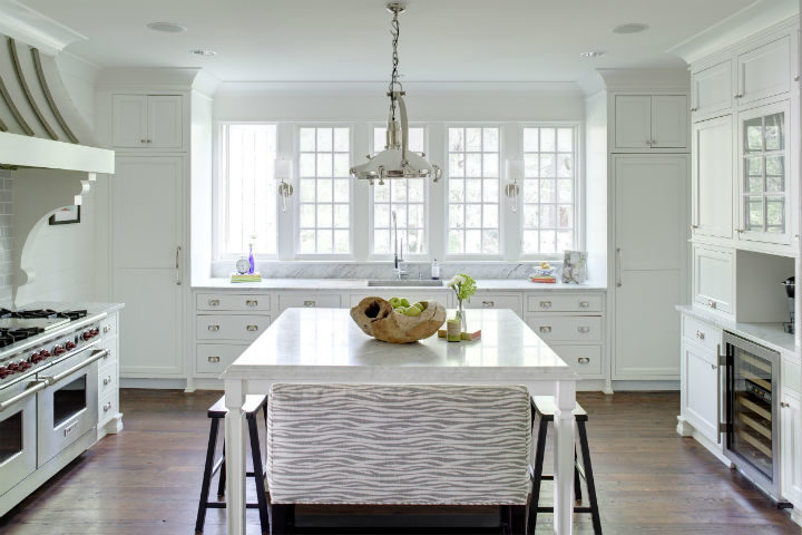 Timeless and Singular Kitchen Design 5