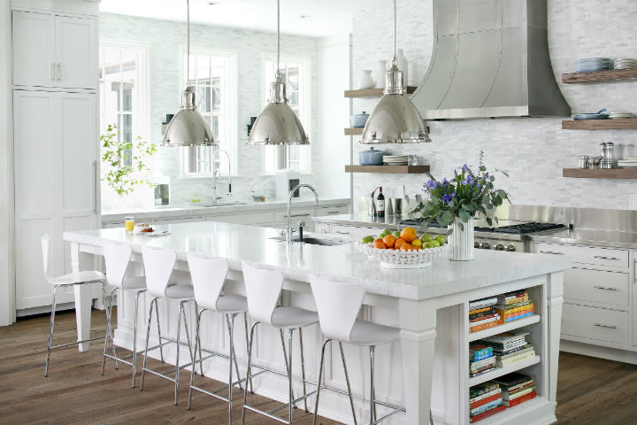 Timeless and Singular Kitchen Design 8