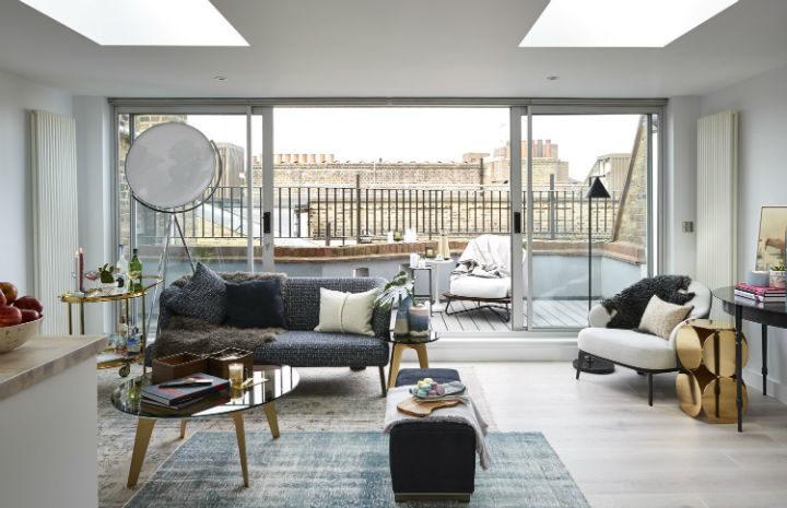 Bijou Marylebone Apartment 2