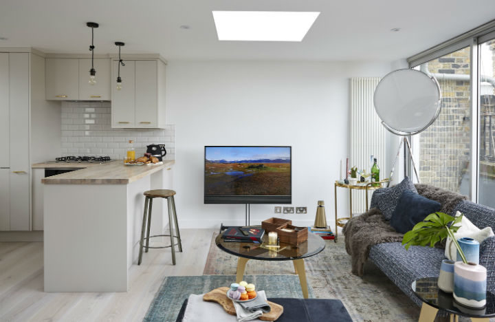 Bijou Marylebone Apartment 3