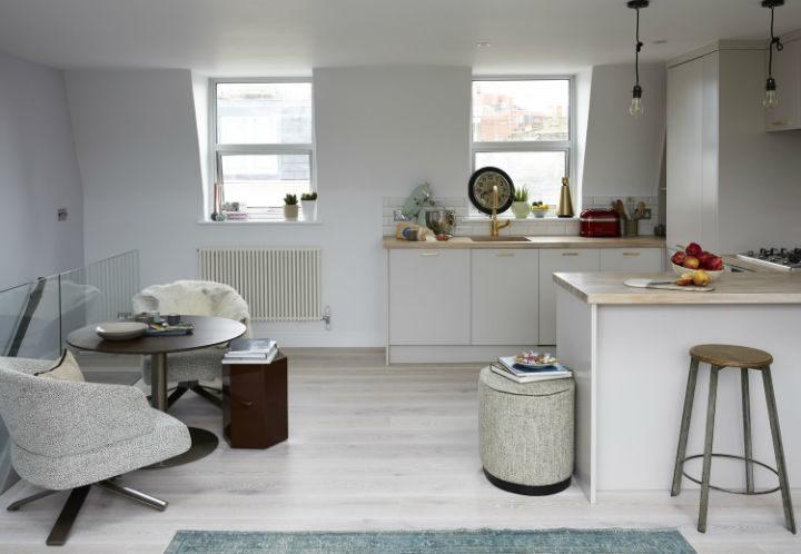 Bijou Marylebone Apartment 4