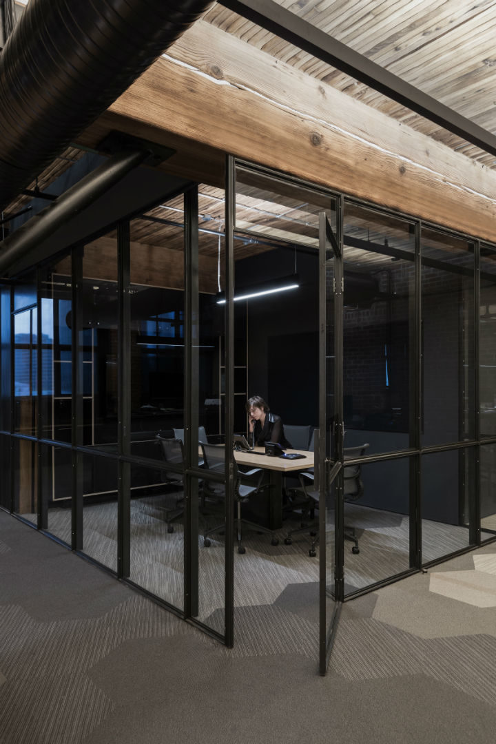 industrial warehouse turned into modern office 3