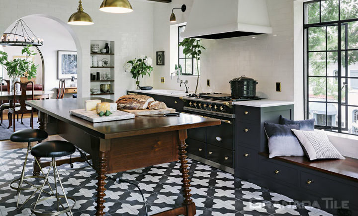 Kitchen Wall Tiles and Floor Tiles 3