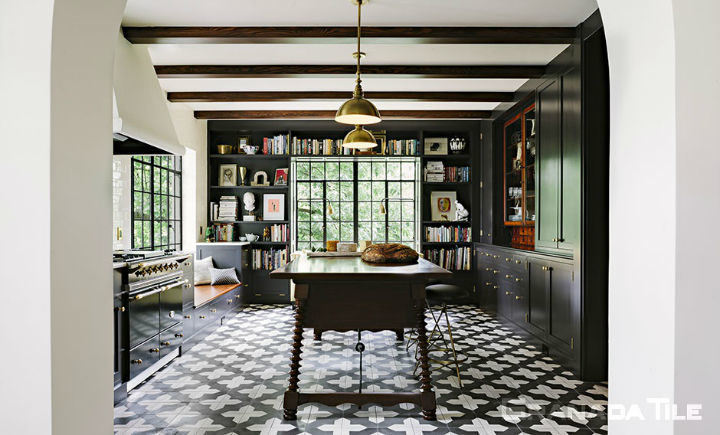Kitchen Wall Tiles and Floor Tiles 4